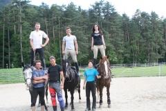 Pferdetrainer Josi Schützenhofer